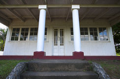 La casa de Gandhi imagenes de archivo
