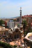 La casa de Gaudi Imagen de archivo