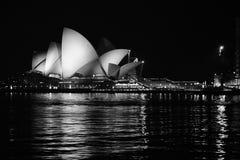 La casa de la ópera imagen de archivo