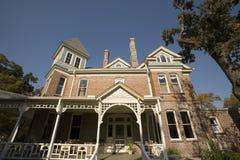 La casa de la arboleda fotos de archivo