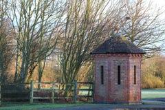 La casa de la puerta Imagen de archivo libre de regalías