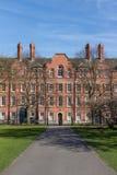 La casa de las rúbricas en la universidad de la trinidad de Dublín, Irlanda, 201 Fotos de archivo