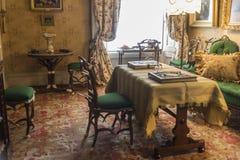 La casa de Osborne del sitio de la asta Fotos de archivo libres de regalías