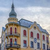 La casa de Poynar, Oradea, Rumania Fotografía de archivo