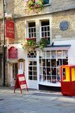 La casa de Sally Lunn histórico en el baño, Somerset, Inglaterra Fotos de archivo