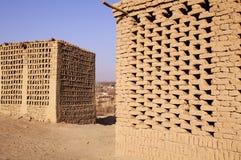 La casa de sequía de la pasa Fotos de archivo libres de regalías