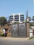 La casa de Sharukh Khan del actor Fotos de archivo libres de regalías