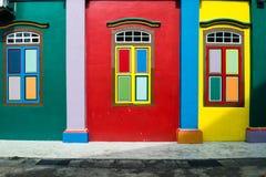 La casa de Tan Teng Niah Fotografía de archivo libre de regalías