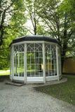 La casa de verano en Leopdskron utilizó en la película el sonido de la música Foto de archivo libre de regalías