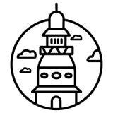 La casa del estado de Maryland, en Annapolis, Maryland libre illustration