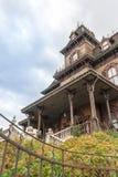 La casa del fantasma Fotos de archivo