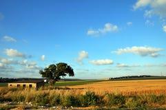 La casa del granero Fotos de archivo libres de regalías