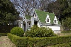 La casa del Irlanda-estilo imágenes de archivo libres de regalías