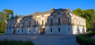 La Casa del Labrador is a neoclassical mansion. Royalty Free Stock Photography
