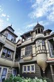 La casa del misterio de Winchester Imágenes de archivo libres de regalías