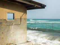 La casa del pescatore Fotografia Stock