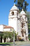La casa del Prado Theater en San Diego Imagenes de archivo