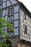 La casa del zarzo, malo wimpfen Imagenes de archivo