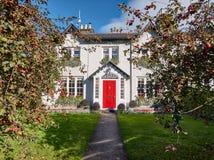 La casa di Ferndale è una bella casa padronale vicino a Dublino, Irlanda Fotografie Stock