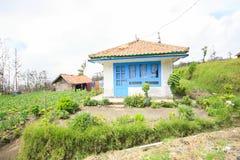 La casa di indonesien Fotografia Stock Libera da Diritti