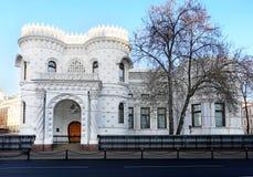 La casa di Morozov Immagine Stock