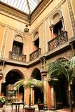 La casa hace Alentejo en Lisboa imagenes de archivo