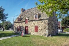 La casa histórica del Nivard-De Saint-Dizier imagen de archivo libre de regalías