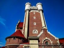 La casa Loma y los establos reales maúlla Foto de archivo libre de regalías
