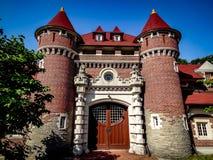 La casa Loma y los establos reales maúlla Fotos de archivo libres de regalías
