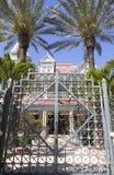 La casa más situada más al sur Fotografía de archivo