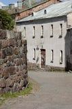 La casa medioevale Fotografie Stock Libere da Diritti