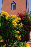 La casa nel Marocco Fotografia Stock