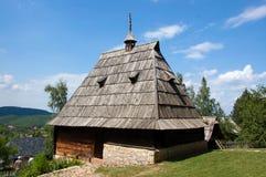 La casa principal, soporte Zlatibor, Serbia Imagen de archivo libre de regalías