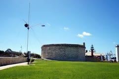 La casa redonda Fremantle foto de archivo libre de regalías