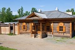 La casa rurale Immagine Stock Libera da Diritti