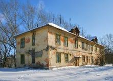 La casa vieja. Imagenes de archivo