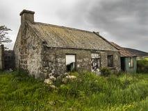 La casa vieja Fotografía de archivo libre de regalías