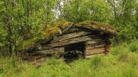 La casa vieja Foto de archivo