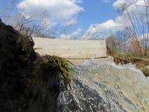 La cascada Fotos de archivo
