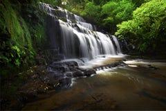 La cascada Fotografía de archivo