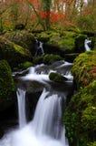 La cascada hermosa Fotografía de archivo