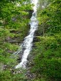 La cascade à écriture ligne par ligne de Pratt Photo stock
