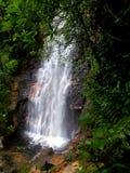 La cascade d'EL Danto Photo libre de droits