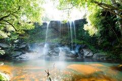 La cascade de Tamsor NUA Photos stock