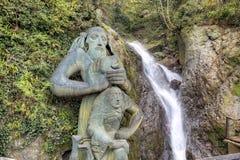 La cascade du de St Andrew Premier-appelé photos stock