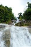 La cascata Immagine Stock