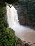 La cascata Fotografie Stock