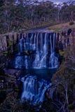 La cascata Immagini Stock
