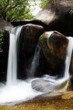 Cascata di Plew in Tailandia Immagini Stock