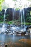 La cascata di Tamsor Nua Immagini Stock